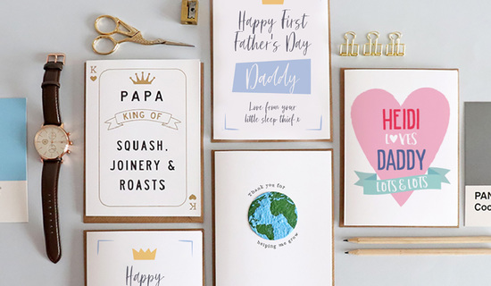 Father's Day Cards from little ones and bumps