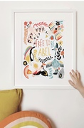Personalised Positive Print For Children