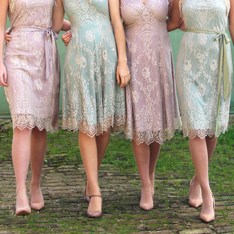 bespoke bridesmaid collection