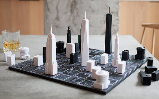 Original Skyline Chess New York Edition