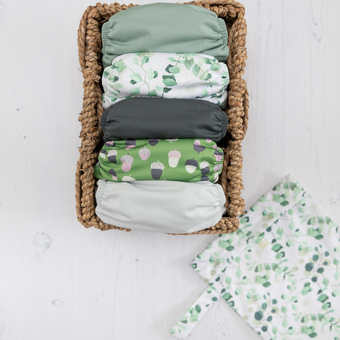 Baba+Boo Reusable Nappies