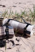 Recycled Wool Picnic Blanket from TBCo's Range