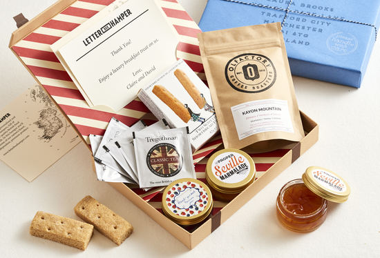 Letter Box Gift Hamper
