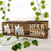 grow your own herbs wedding gifts