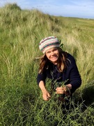 Lucia Stuart who began the Wild Kitchen with her love of plants the main motivator