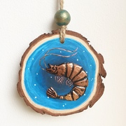 Our new handcrafted wood slices