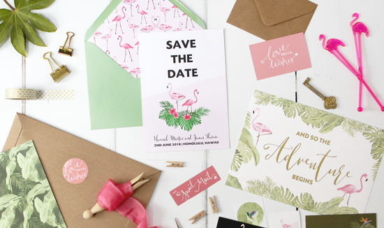 LovePaperWishes Wedding Stationery
