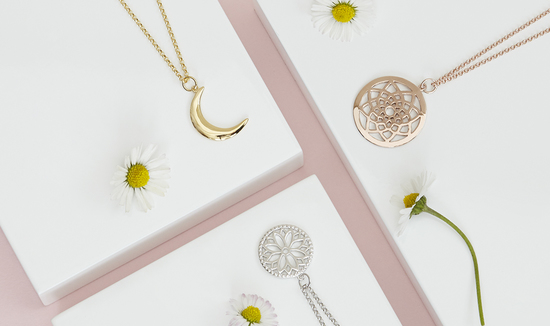 A unique selection of jewellery designed with meaning.
