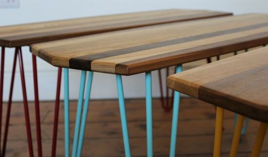 Hairpin Leg Table