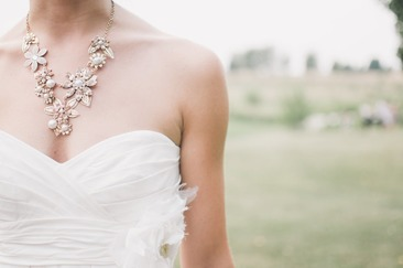 Vintage Bridal Necklace