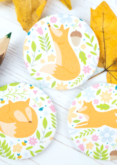 Fox pocket mirrors