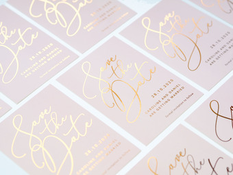 Lucy wedding invitations