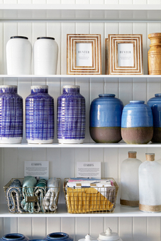 Hunter & Co. vases