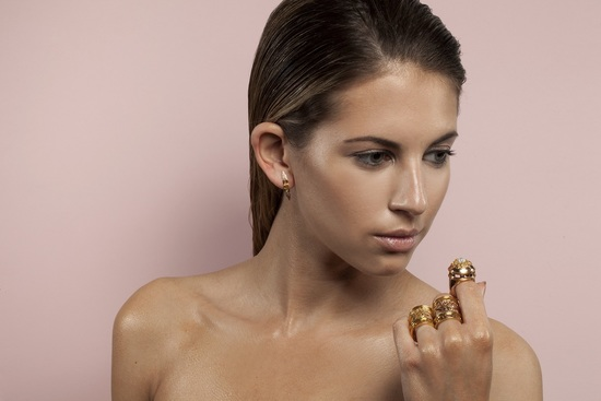 Ros Millar London Jewellery Satellite Collection