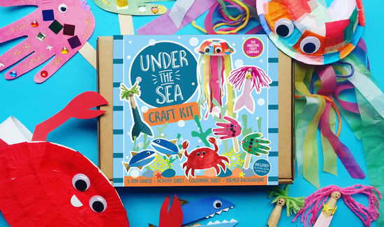 The Amazing Craft Company Under The Sea
