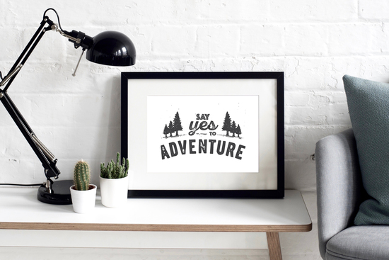 One of our favourite adventure prints!