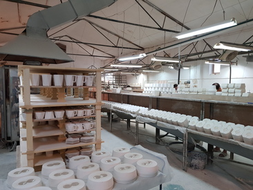 Behind the scenes: European factory of Colour Map Mugs