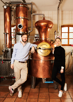 Elephant Gin Founders