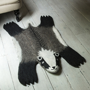 Billie Badger Rug