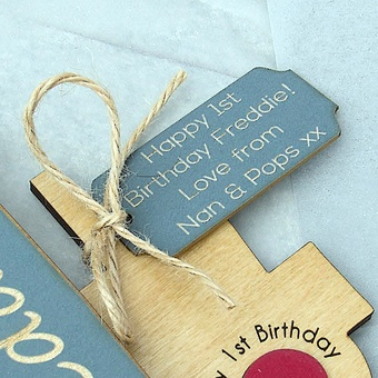 1st Birthday Keepsake