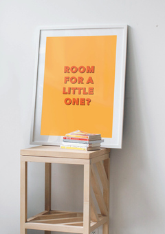 Room for a little one baby gift
