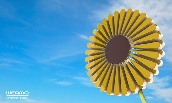 WEAMO Sunflower Doorstops
