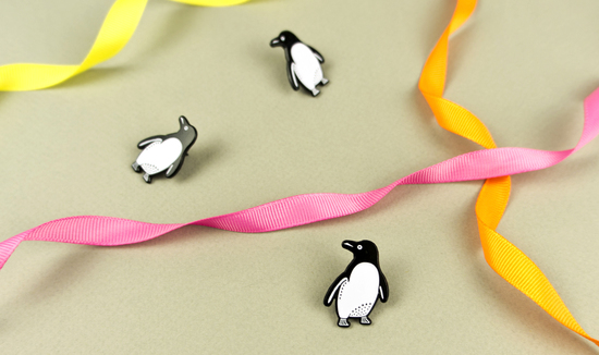 Penguin Pins