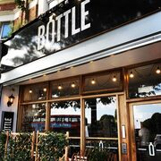 Bottle Bar and Shop, where all our cocktails are created, mixed and bottled