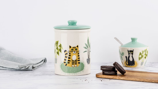 Catlife Tableware Collection