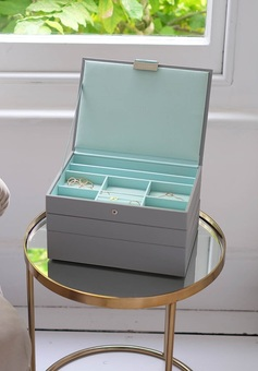 Mint Jewellery Box