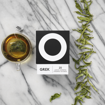 GREK - Greek Lemon Verbena Tea