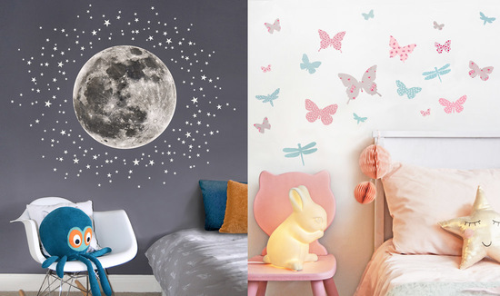 Koko Kids Wall Stickers