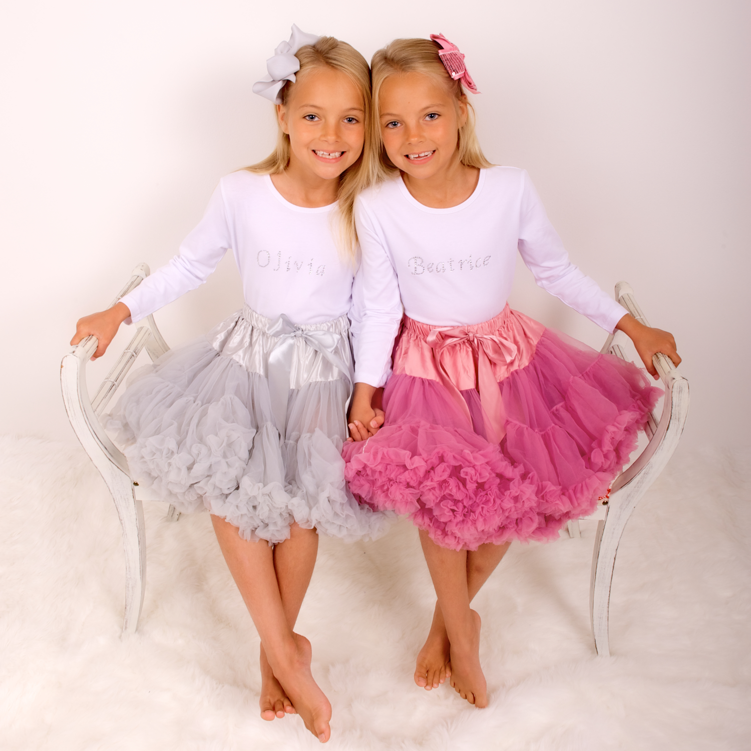 candy bows hairbows and pettiskirts