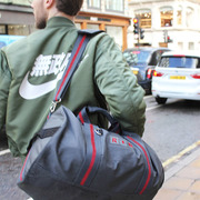 Personalised Mens Portland Holdall