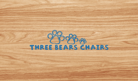 Three Bears Chairs Banner