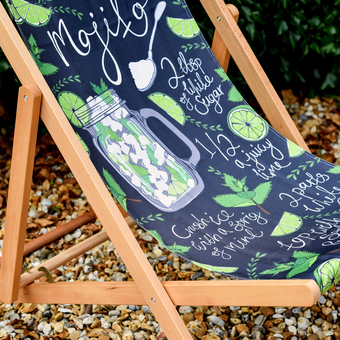 mojito deck chair