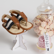 Little Lulu's Luca Sandals with sweeties