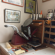 Sukie printing press