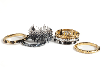 Croc Stacking Rings