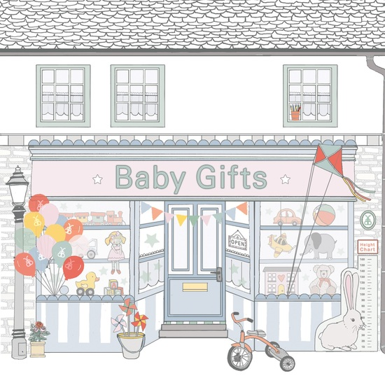 babyblooms baby gift shop