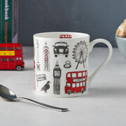 Big Smoke London fine bone china mug