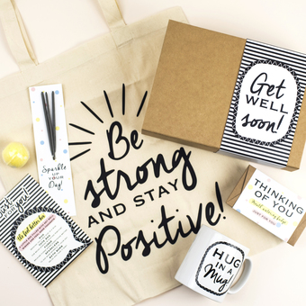 'Feel Better' Gift Box