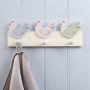 Country Kitchen Chicken Storage Hooks