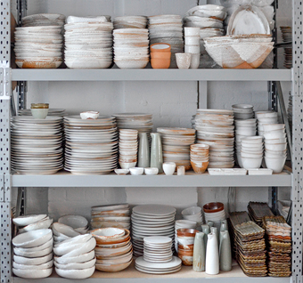 Nom Living Handmade Stoneware Tableware Collection