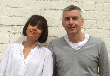 Mark & Hannah, founders of Coulson Macleod