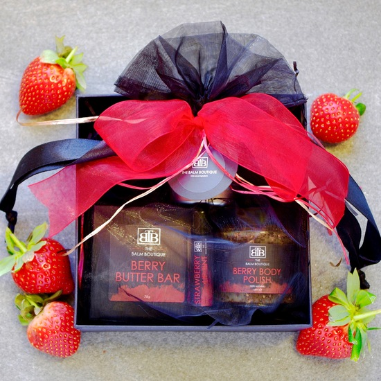 Berry Body Gift Set