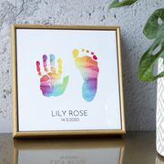 Handprint and Footprint Gifts
