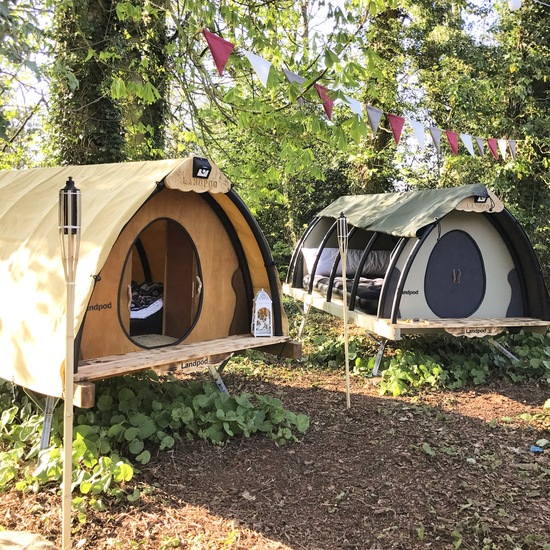 Camp Landpod