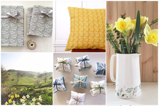 Charlotte Macey, handmade homeware, textile accessories, and gifts