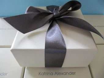 Katrina Alexander Beautiful Deep Luxurious Jewellery Boxes